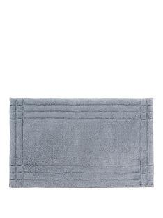 christy-supreme-bath-mat-silver