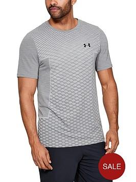 under-armour-seamless-novelty-t-shirt-grey