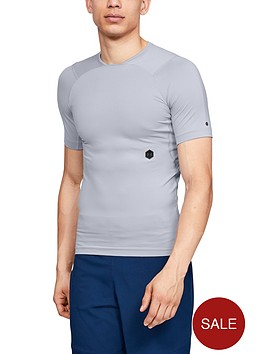 under-armour-rush-compression-t-shirt-grey