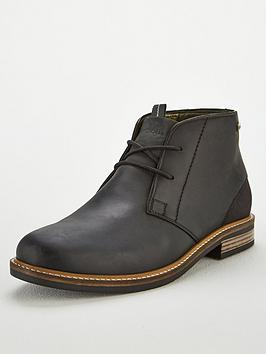 Barbour Barbour Readhead Lace-Up Boot - Black Picture