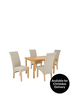 wilson-120-cm-solid-wood-dining-table-4nbspchatham-chairs