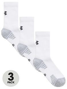under-armour-heatgear-tech-3-pack-crew-socks-white