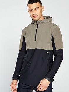 under-armour-vanish-hybrid-12-zip-jacket-brownblack