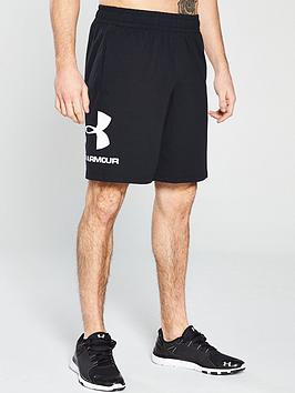 under-armour-sportstyle-graphic-shorts
