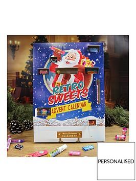 personalised-retro-sweet-advent-calendar