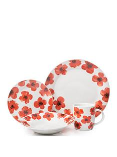 sabichi-spring-poppy-16-piece-dinner-set