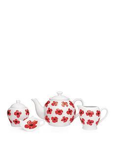 sabichi-spring-poppy-4-piece-tea-set