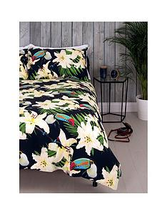 hive-bedding-botanical-double-duvet-set