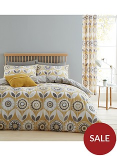 catherine-lansfield-annika-retro-bloom-duvet-cover-set