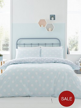 catherine-lansfield-large-polka-dot-duvet-cover-set-duck-egg