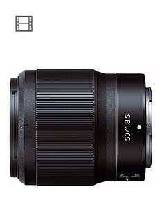 nikon-nikkor-z-50mm-f18-s
