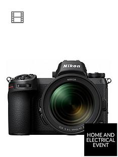 nikon-z6-24-70-with-mount-adapter-kit