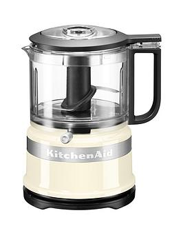 KitchenAid  Kitchenaid Mini Food Processor - Almond Cream