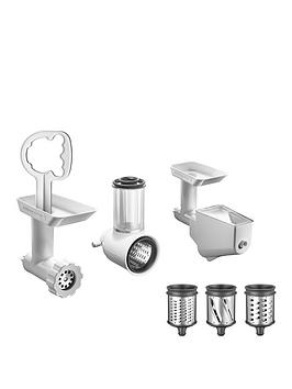 KitchenAid  Kitchenaid Kitchenaid Food Preparation Attachment Set