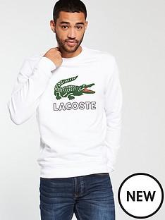 lacoste-sportswear-big-croc-logo-crew-neck-sweat-white