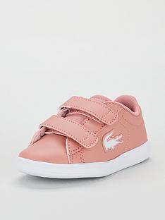 lacoste-infant-carnaby-evo-strap-trainer