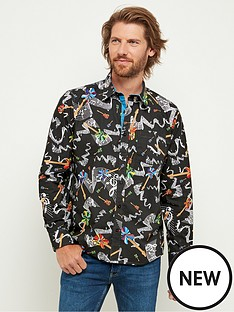 joe-browns-psychedelic-sounds-shirt