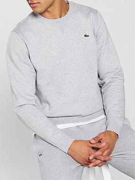 Lacoste Lacoste Crew Neck Sweat - Grey Picture