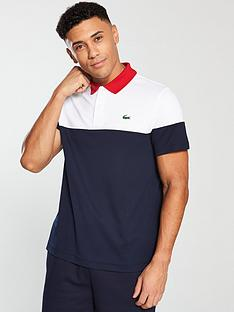 lacoste-lacoste-sport-colour-block-polo-whitemarinered
