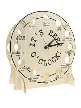 Compare retail prices of 12 Days Of Beer Advent Clock to get the best deal online