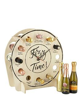 Compare retail prices of 12 Days Of Fizz Advent Clock Including 12X 20Cl Bottles Of Fizz to get the best deal online