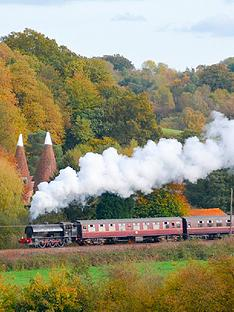 virgin-experience-days-steam-train-trip-on-the-spa-valley-railway-in-tunbridge-wells-kentnbspand-afternoon-tea-for-two