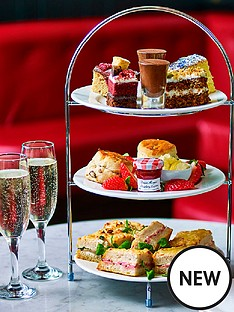 virgin-experience-days-caf-rouge-prosecco-afternoon-tea-for-two