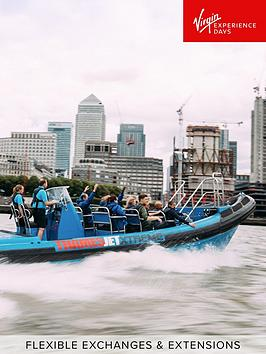 Virgin Experience Days Virgin Experience Days Thames Jet Boat Rush For  ... Picture