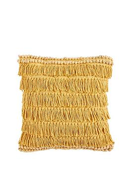 Gallery Gallery Tallara Fringed Cushion Picture