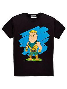 fortnite-boys-short-sleeved-t-shirt--nbspblack