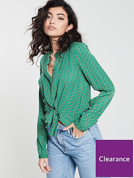 maison-scotch-kniot-detail-blouse