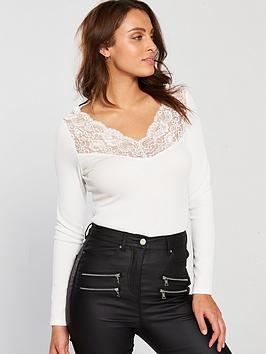 v-by-very-lace-insert-long-sleeve-rib-top