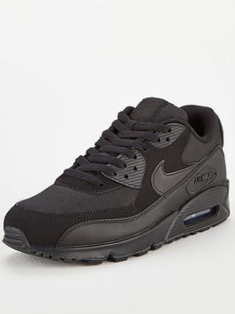 Nike Air Max 90 Essential - Black  a8f84a859
