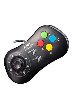 neo-geo-mini-black-controller