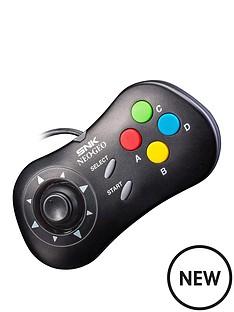 neo-geo-mini-black-controller