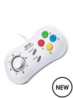 neo-geo-mini-white-controller