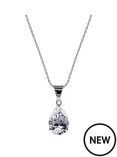 carat-london-carat-9ct-white-gold-peardrop-pendant-necklace
