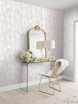ARTHOUSE Arthouse Shell Print Dreamcloud Wallpaper Picture