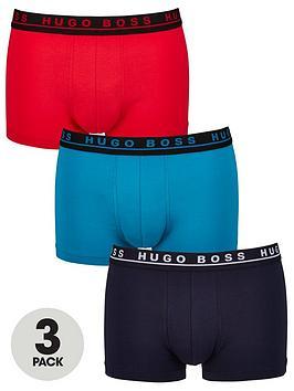 boss-3-pack-fashion-trunk-multi-coloured