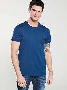 boss-24-logo-t-shirt-blue