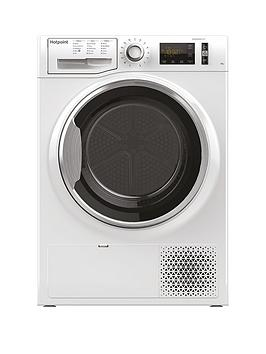 Hotpoint Hotpoint Activecare Ntm1182Xb 8Kg Load Heat Pump Tumble Dryer -  ... Picture