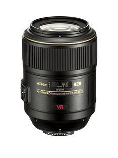 nikon-af-s-micronbspnikkornbsp105mm-f28g-if-ed-vr-lens