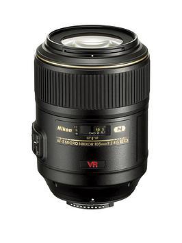 Nikon Nikon Af-S Micro Nikkor 105Mm F/2.8G If Ed Vr Lens Picture