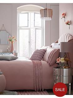 michelle-keegan-home-pink-fringe-duvet-cover-setnbsp