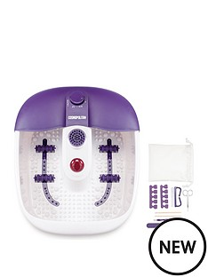cosmopolitan-foot-spa-and-manicure-set
