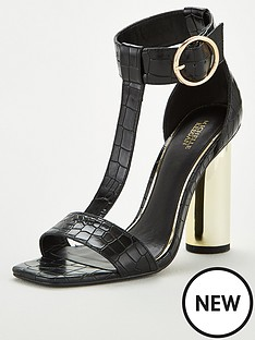 michelle-keegan-bluebell-t-bar-high-round-heel-sandal-black