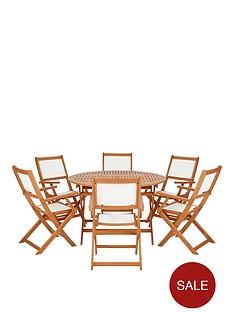 roma-6-seaternbspdining-set-garden-furniture