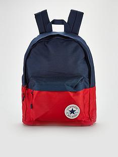 Converse Colourblock Backpack a6bc88f0fb162