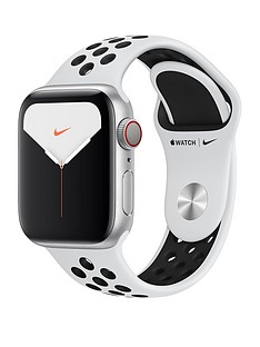 apple-watch-nike-series-5-gps-cellular-40mm-silver-aluminium-case-with-pure-platinumblack-nike-sport-band