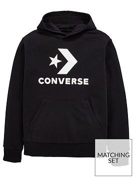 converse-boys-stacked-wordmarknbsphoodie-black